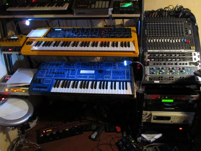 Synths and Soundmachines
